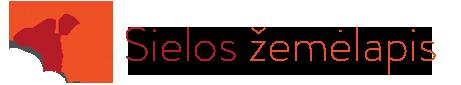 Sielos žemėlapis Logo